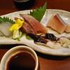 きたにし - 料理写真:刺身盛り合わせ 1,000円くらい