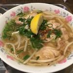 カムオーン - 鶏肉のフォー