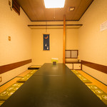 鮨 とっと - 6帖個室