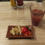 元町Bayside Cafe -