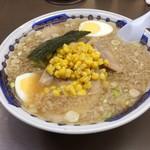 村山ホープ軒 - スペシャルラーメン 950円 トッピング ニンニク 50円