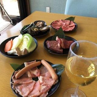 まるはドライブイン内海店 - 料理写真: