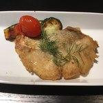 京ごはんと鉄板焼き 京月 - ◆旬魚のポワレ