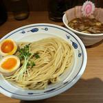 84095743 - サバ濃厚鶏つけ麺 並(250g)