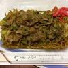 石家 - 料理写真:豚肉入りやきそば500円