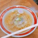 甘味かどや - 料理写真:ラーメン  500円