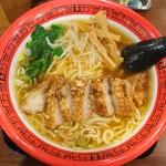 万世麺店 - 排骨麺@850