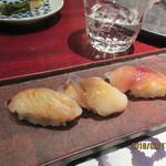 84096493 - 寿司三種