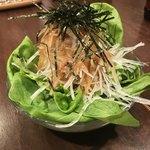 牛たん一福 - 大根サラダ