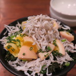 Nihonshuhanatare - 湘南しらす 味玉丼