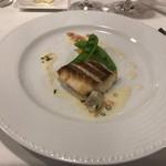 シェ・ソーマ - 真鯛のポワレ