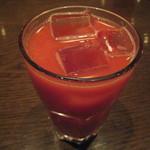 ヴィーコロ - レッドオレンジジュース