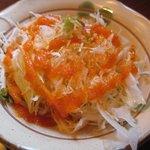 JYOTI - セットのサラダです。