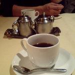 カサ・デ・フジモリ - コーヒー