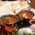 インド アジア ダイニング - 料理写真:アジアランチセット