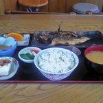 8410237 - アジの干物定食