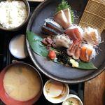 居酒屋 肴とり - 刺身定食1000円