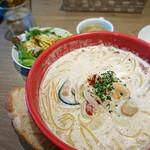 Brasserie MORI - 白いカイゾク