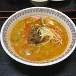 つね川 - 料理写真:坦々麺