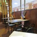 彩 - お店は定食屋さんと言うより昭和の趣を残す喫茶店って感じかな?