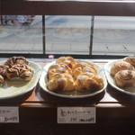 ベーカリーショップ とむ - 料理写真:
