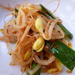 食べ門 - 定番、豆もやしナムル