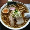 麺屋○文 - 料理写真:にぼしDXの醤油極太麺700円