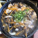 もとなり - 料理写真:スタミナうどん