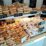 コッペパン専門店 パンの大瀬戸 - メニュー代わりに見て下さい。