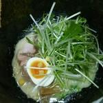 麺屋 たか - 4/13濃厚塩らーめん