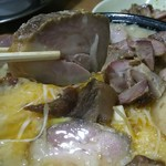 麺屋 たか - 4/13デフォのチャーシューアップ