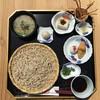 深川家揚羽の蝶 - 料理写真:蕎麦定食ザルそばー1500円