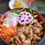 道の駅 山川港活お海道 - 料理写真: