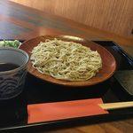 松喜庵 - 料理写真:ざるそば大盛り