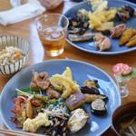 ティア 風と虹の店 - 料理写真: