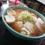 海峡ラーメン - 料理写真:びっぐら~めん3玉