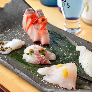 漁師さんが朝締めした【三重尾鷲】直送の新鮮な魚