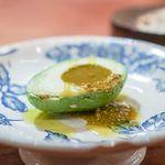 メーカー - 料理写真:アボカド ピスタチオのソース