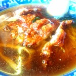 龍宮 - 料理写真:排骨麺