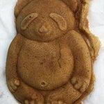 パンダ焼き - 料理写真: