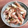 shokudouhagi - 料理写真:ボタン海老のナンプラー・ソース