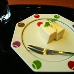 京都二条苑 - ドリンク、デザート付