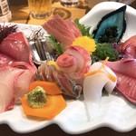 磯料理 開福丸 -
