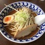 麺や 龍玄 - 料理写真:味噌ラーメン650円[こってりじゃないほう]