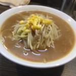 湯麺戸塚 - 味噌湯麺 800円