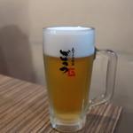 ごっつ - 生ビール中ジョッキ