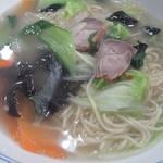 中国料理 圭 - 【ランチ】 チャーハンとラーメンのセット