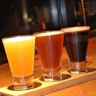 パーティーにおすすめ!大人気のクラフトビールが飲み放題!