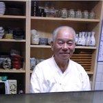 福寿司 - 気さくなご主人です。がってん!