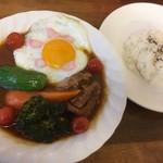 スープカレー カムイ - チェリーブロッサムスープカレー